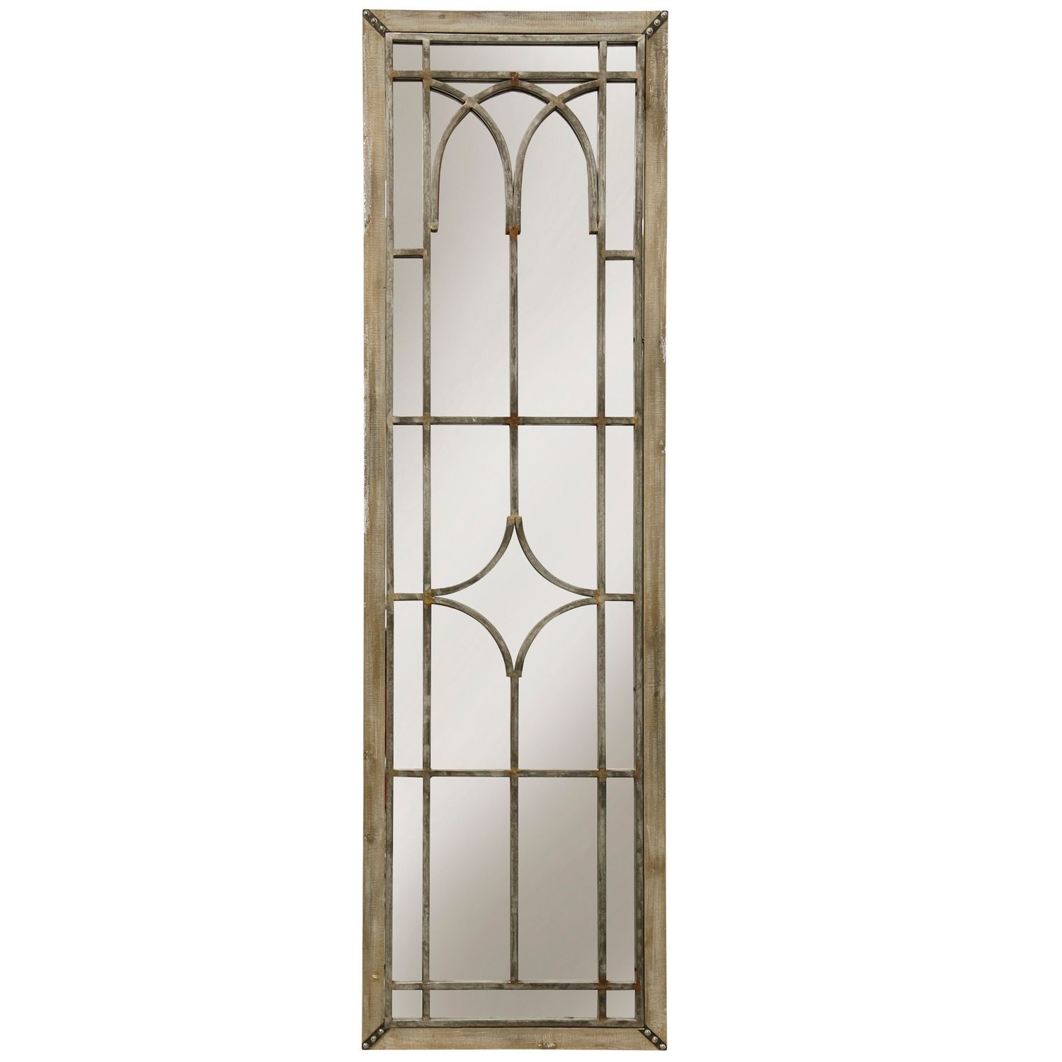 Entry Gate Mirrored Panel Wall Decor Pier 1 Imports Framed Mirror Wall Mirror Panel Wall Mirror Panels