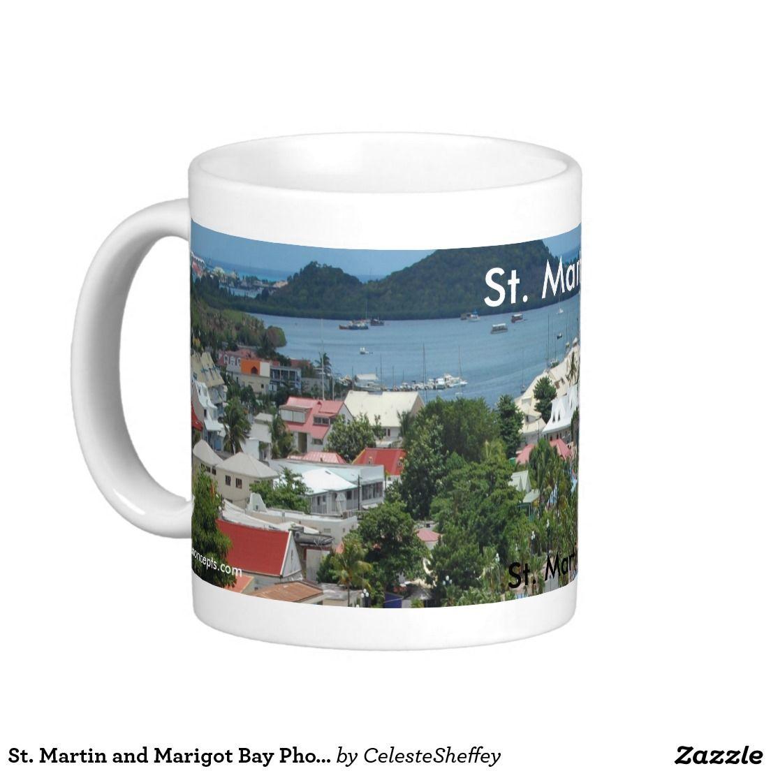 St. Martin and Marigot Bay Photo Classic White Coffee Mug (sold - NY!!) thank you.