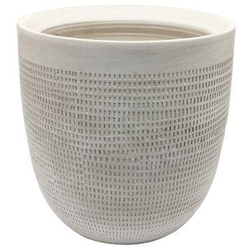 Ceramic Planter White Threshold Decorating Planters Ceramic