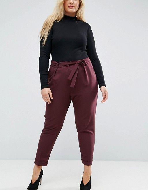 De 2019 Tela Moda Para Pinterest Curvy En Pantalones BAnqHwq