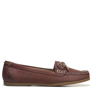 Sperry Top-Sider Women's Lanyard Port Boat Shoes (Tobacco)