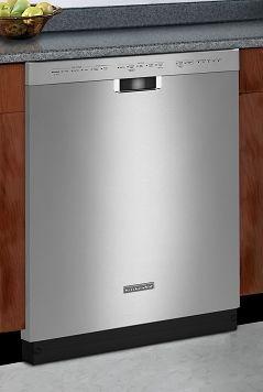 Kitchen Aid Dishwashers | Clean Up Kitchenaid Dishwasher Kdfe104dss Kitchens Pinterest