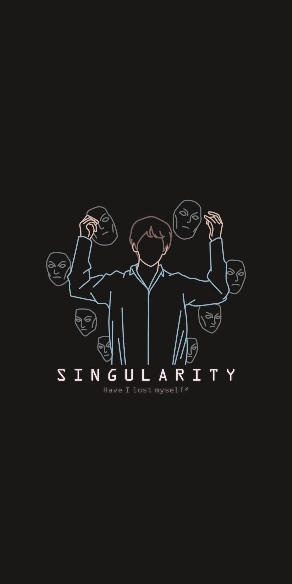 Singularity V Wallpaper Bts In 2019 Bts