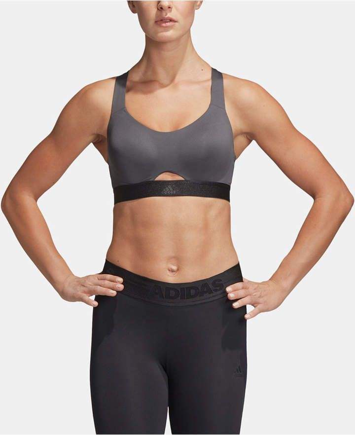 b394dbeca43 adidas Stronger Cross-Back High-Support Sports Bra in 2019 ...