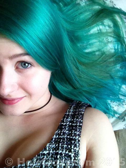 La Riche Directions Alpine Green Hair Frisuren Und Make Up