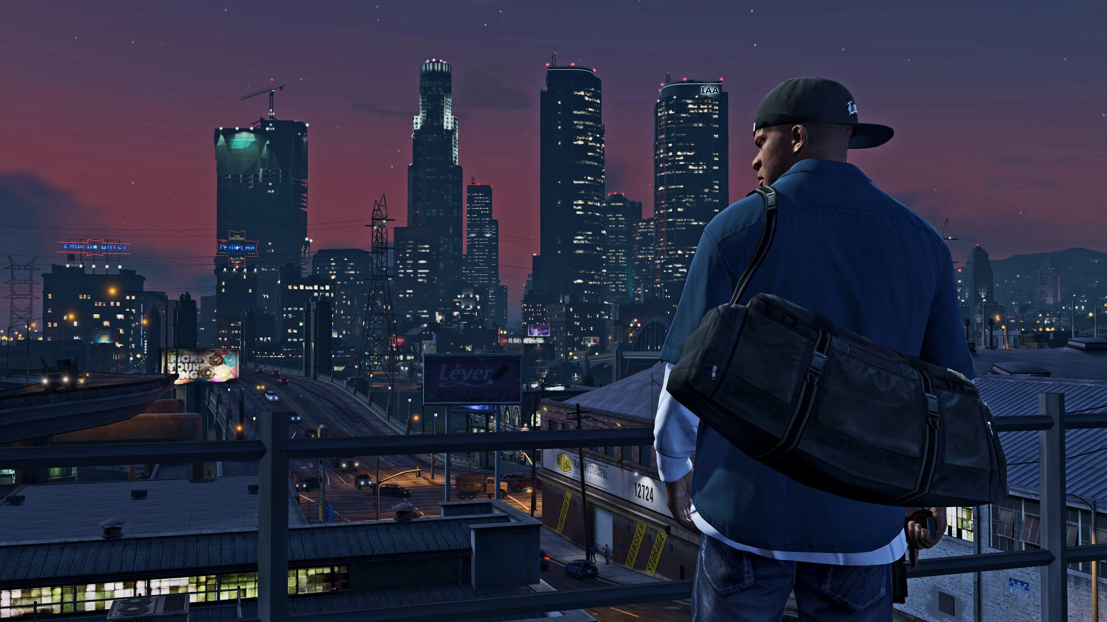 Grand Theft Auto V K Wallpaper X Grand Theft Auto Playstation Games