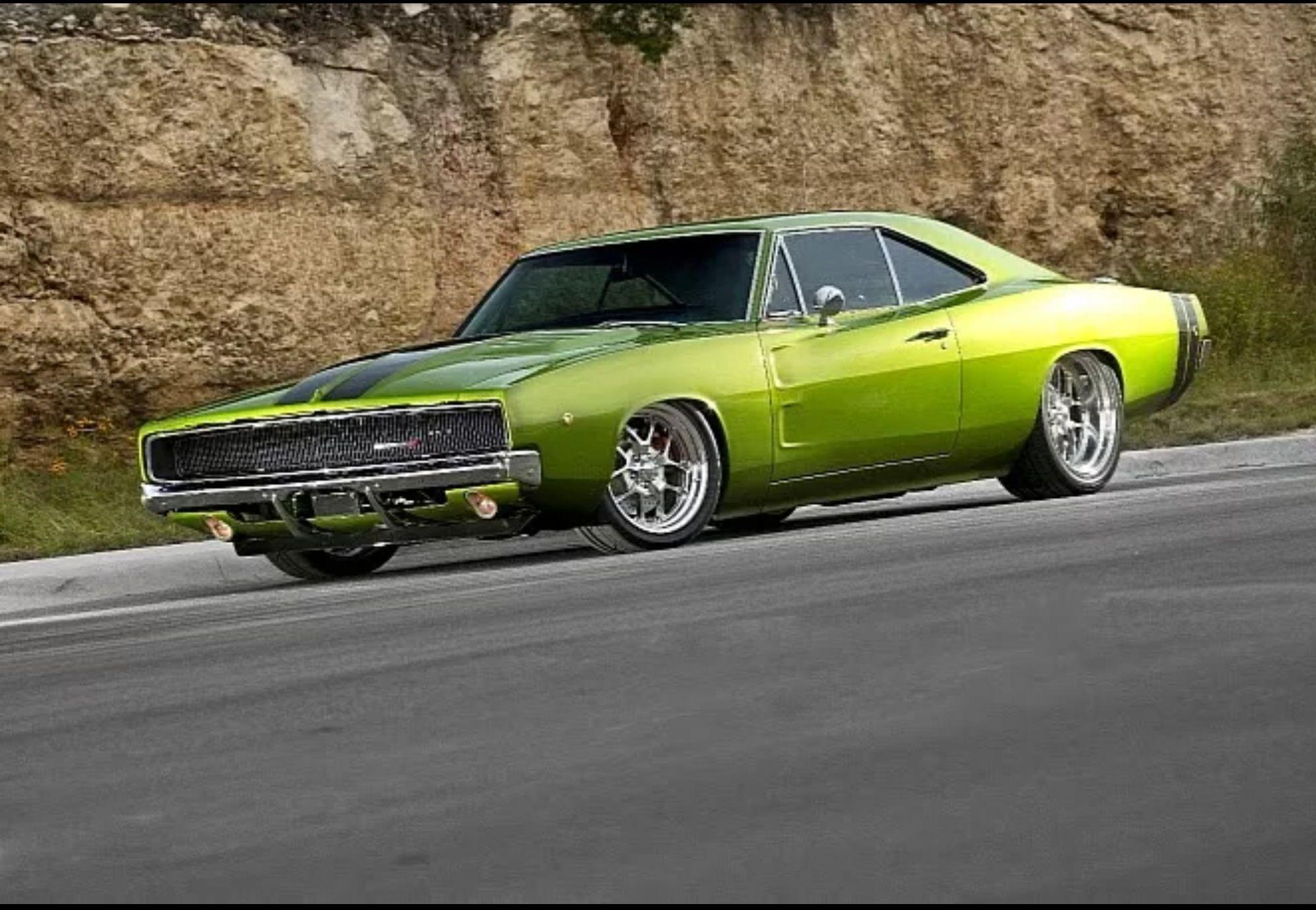 1968 Dodge SlamCharger  Via Autoevolution
