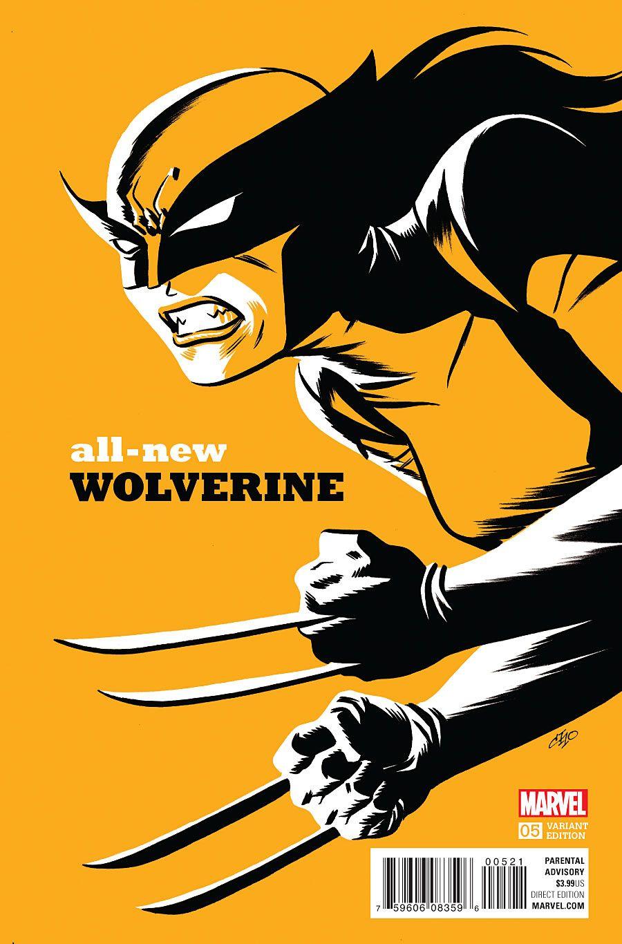 Wolverine (X-23)