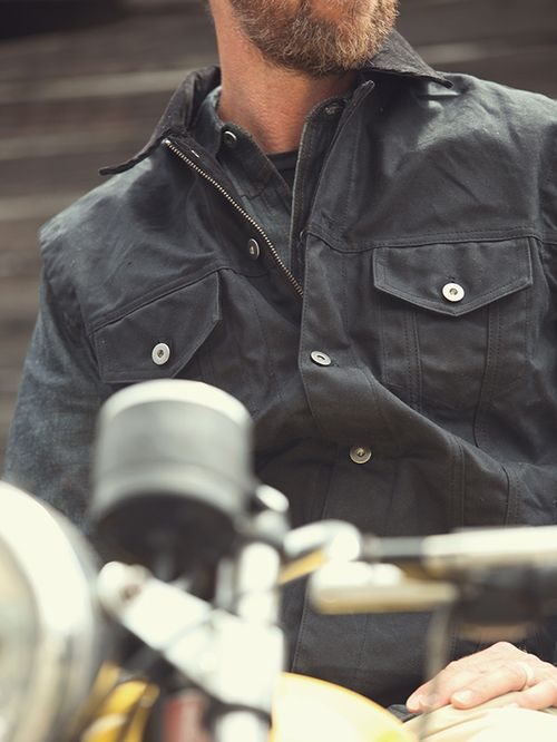 Iron & Resin - Rambler Jacket