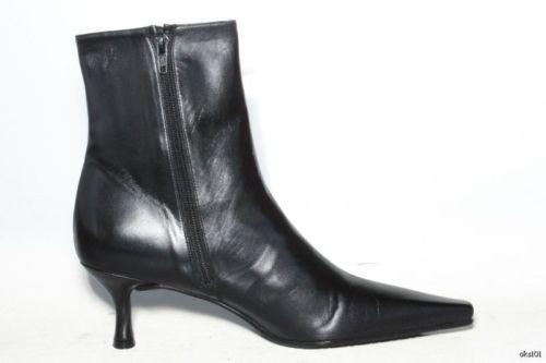 Narrow Calf Boots
