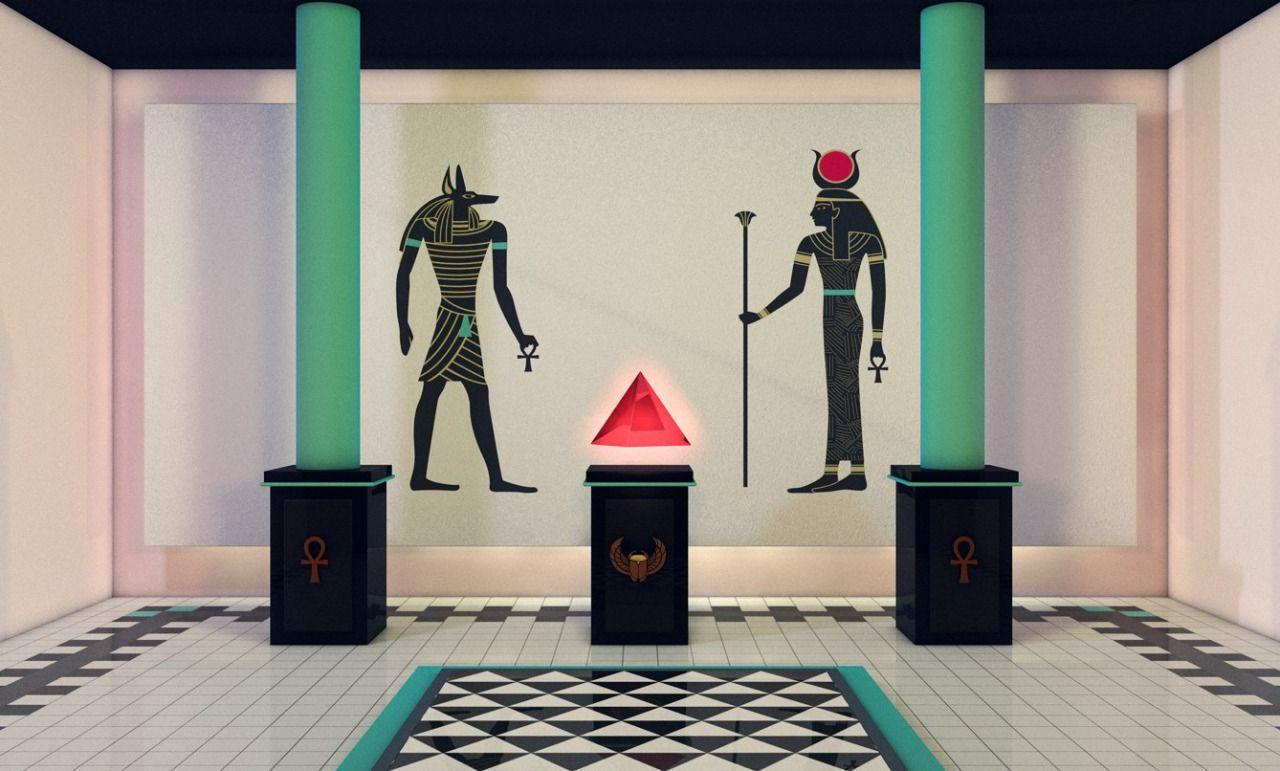 Codex Pyramid by Pilar Zeta