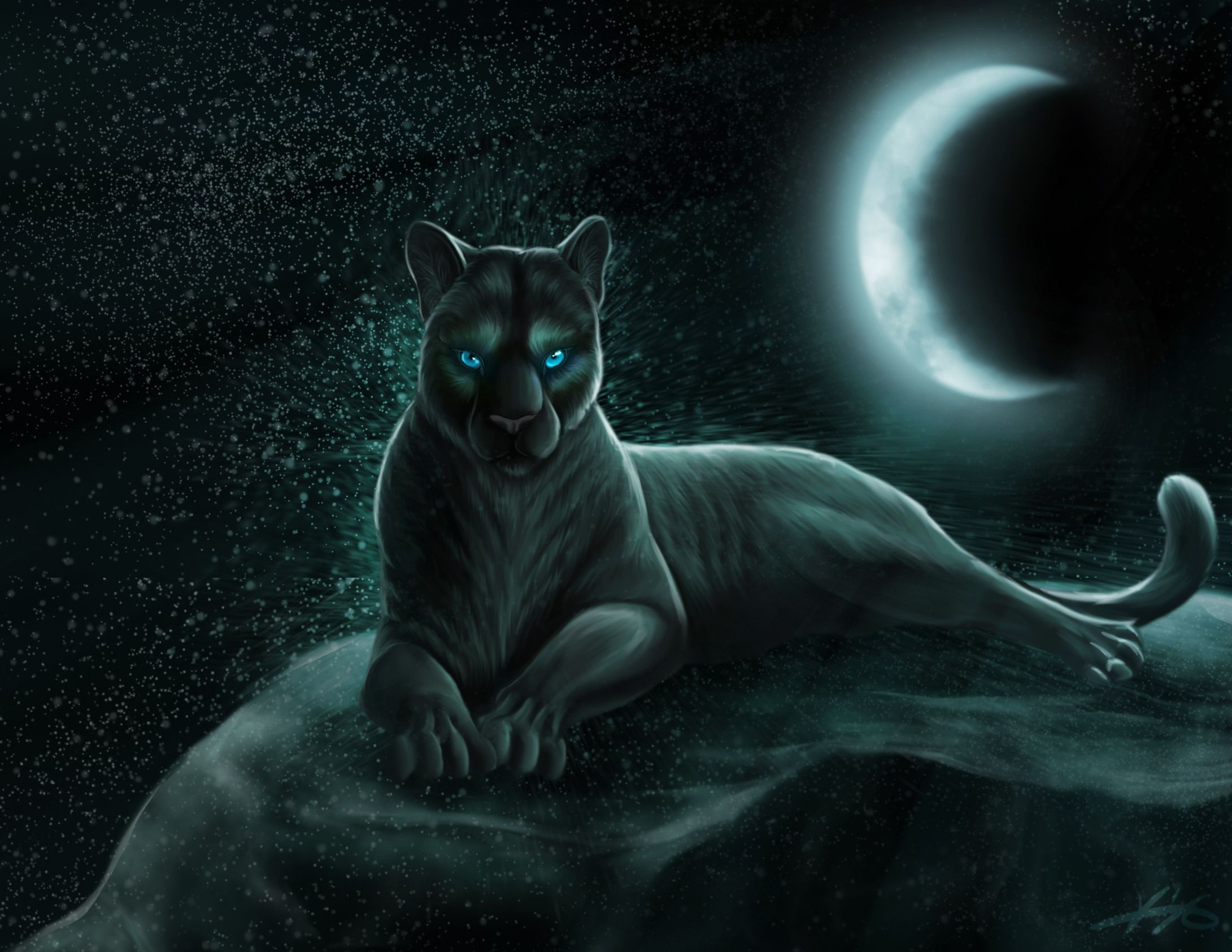 207 Animal Hd Wallpapers Backgrounds Wallpaper Abyss Cat Spirit Cat Spirit Animal Tiger Spirit Animal