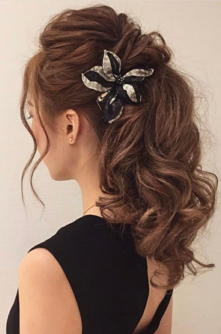 Pin by melanie yu on hair updos pinterest evening hairstyles