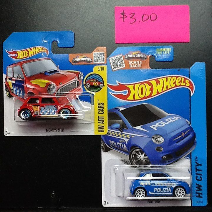 Hot Wheels cars For Sale $3.00 tiny car lot Price does not include ...