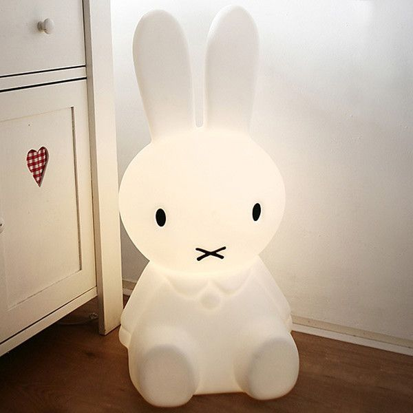 Miffy Light Is A Wonderful Lamp Night For Nursery Or Children S Bedroom