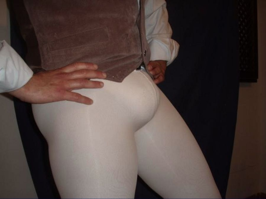 from Jovani gay men in ballet tights