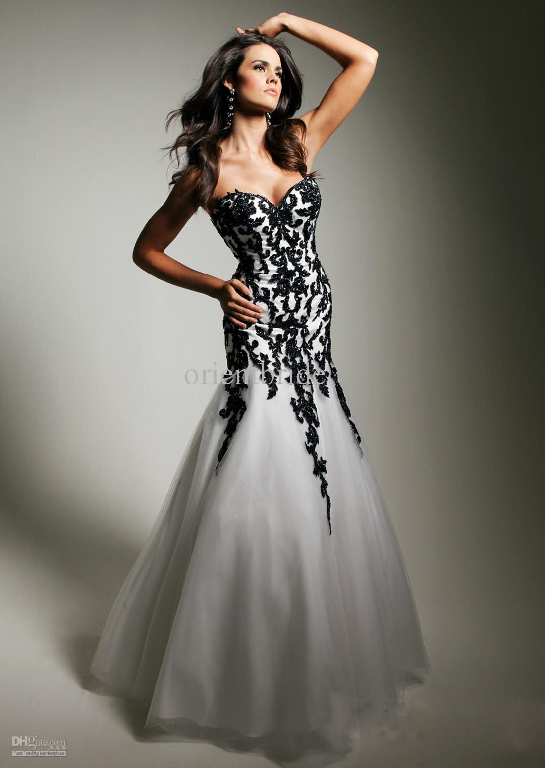 78 Best images about Prom on Pinterest - Long prom dresses- Prom ...