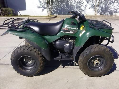 2007 kawasaki Prairie 360 4x2 atv . Only 35 hours, One Owner ...