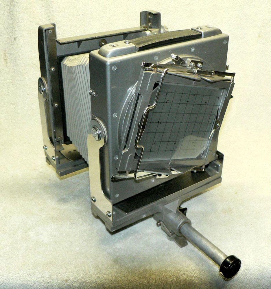 Vintage calumet 4x5 cameras are mistaken