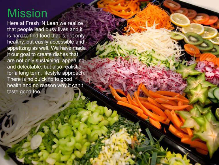 FreshNLean Organic Plant Based Healthy Diet Food Delivery Service