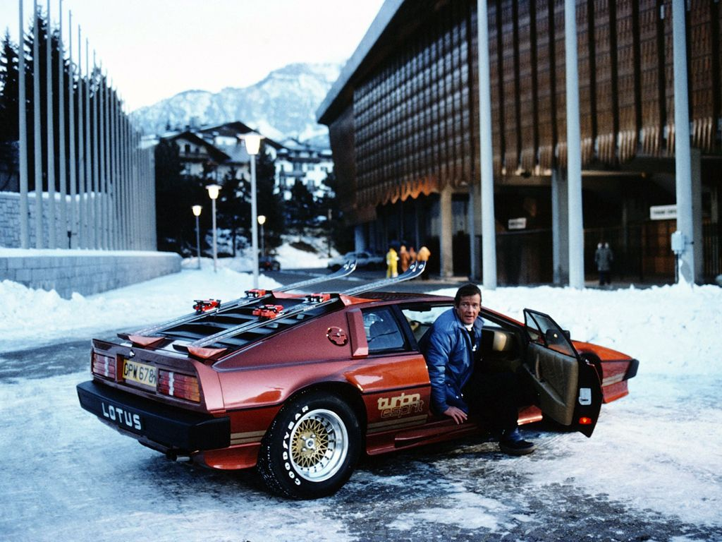Stars and Cars | James bond cars, Bond cars, Lotus esprit