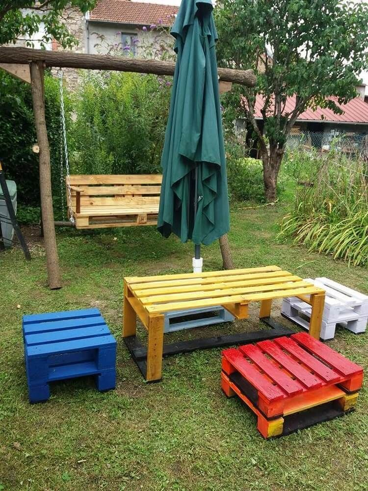 Pin by Vernon Webb on stuff to build | Diy pallet projects ...