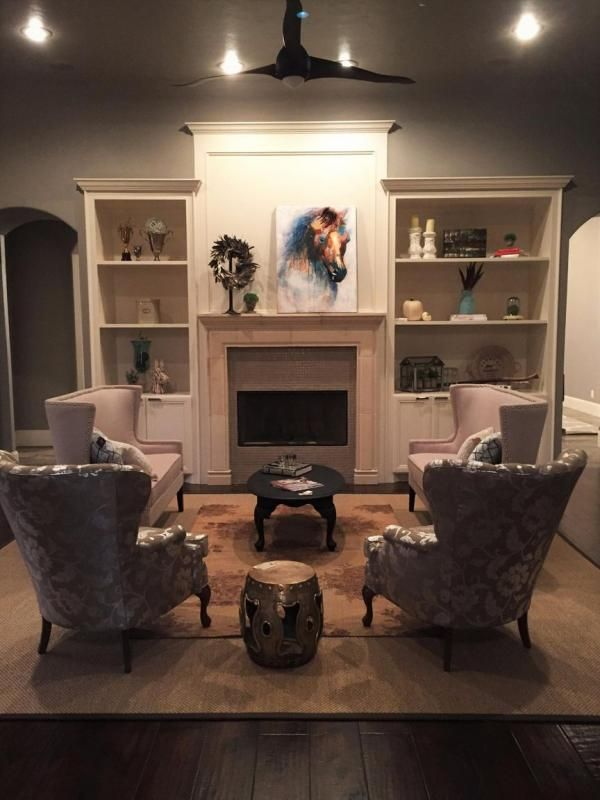 Safe Room Design: New Construction! This Gorgeous NEW Home Has Room For