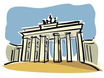 Berlin Lizenzfreie Vektorgrafiken Kaufen Vektorgrafik Berlin Illustration