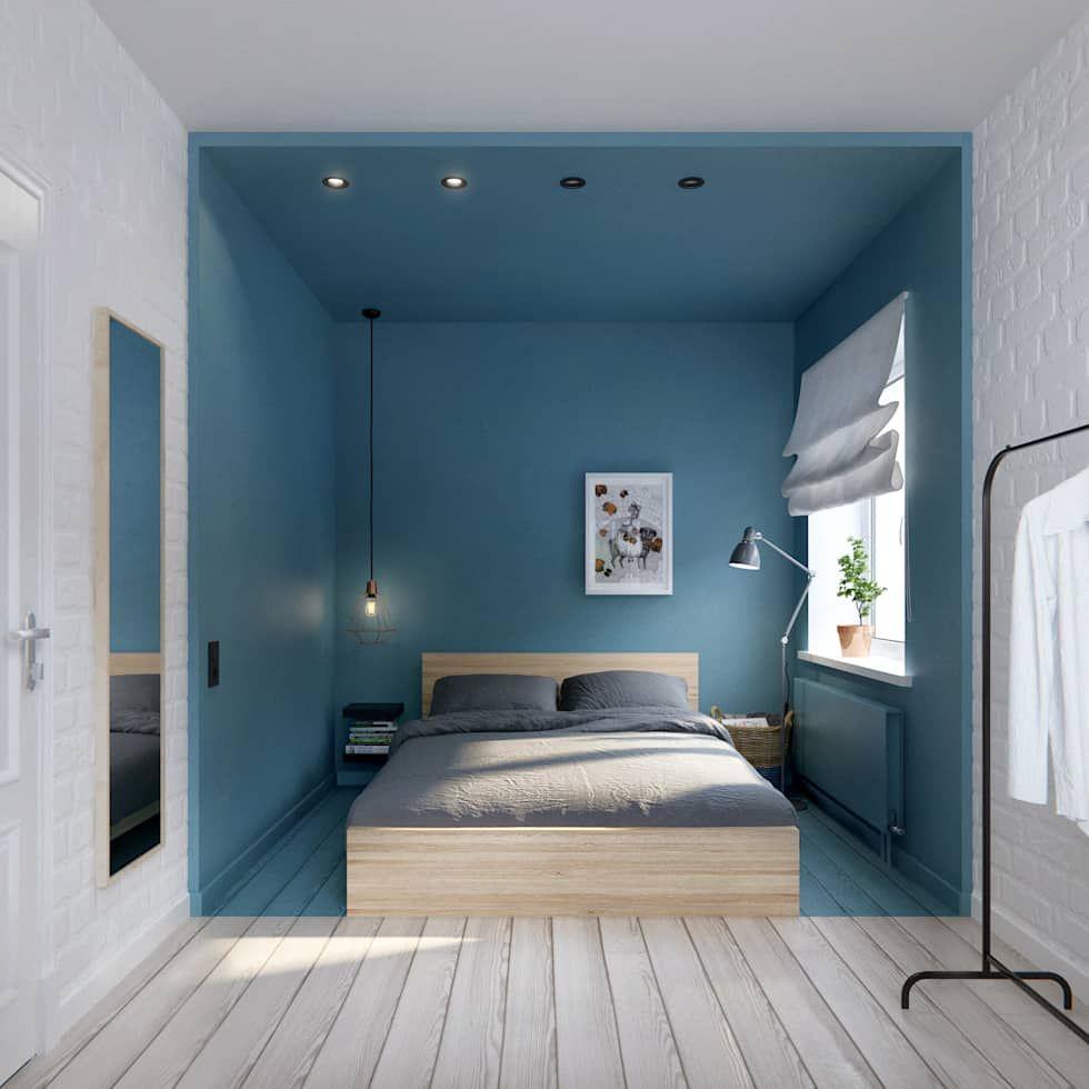 Kleines Schlafzimmer Von Int2architecture