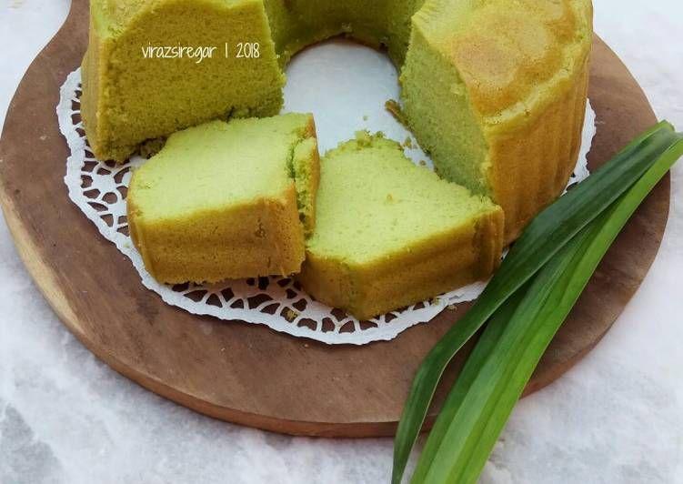 Resep Bolu Pandan Klasik Oleh Virazsiregar Resep Makanan Dan Minuman Kue Bolu Pandan