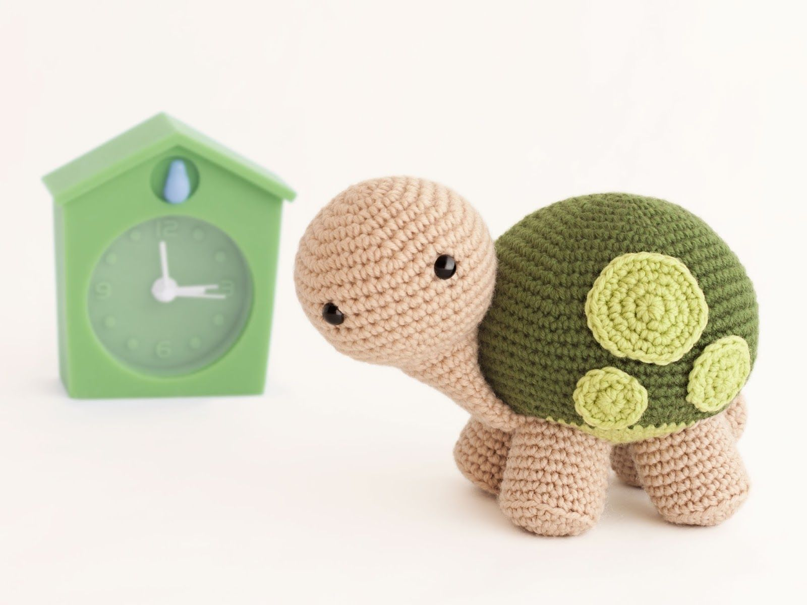 Amigurumi Turtle : Amigurumi turtle free crochet pattern tutorial crochet
