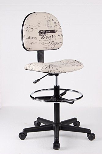 ez office caressoft drafting stools with footring adjustable stool