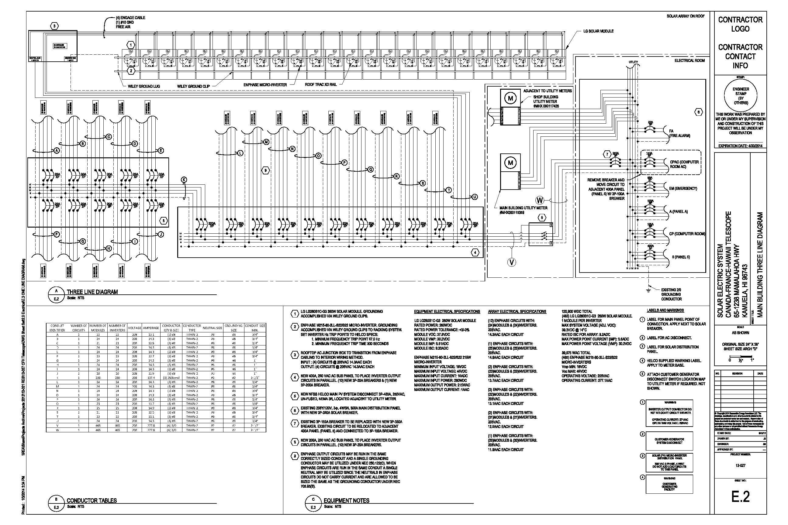 Pv System Wiring Diagram Kgt Best Of