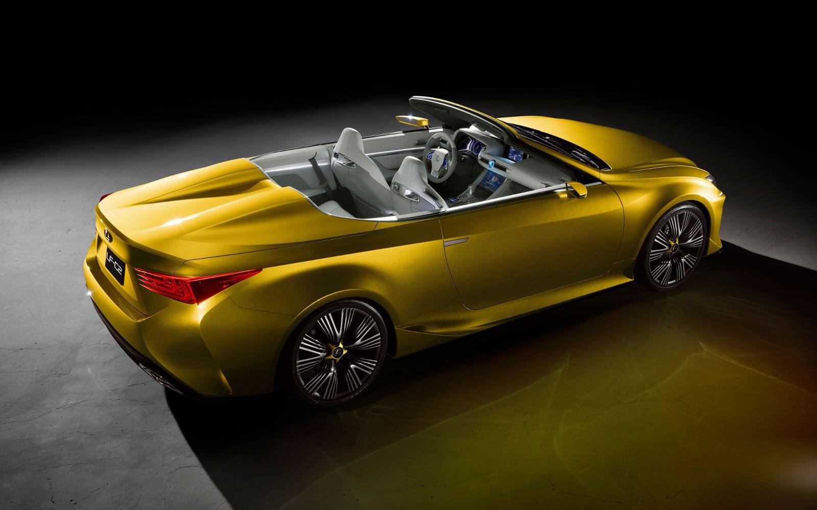 Lexus LF-C2 Concept | Motor | Pinterest