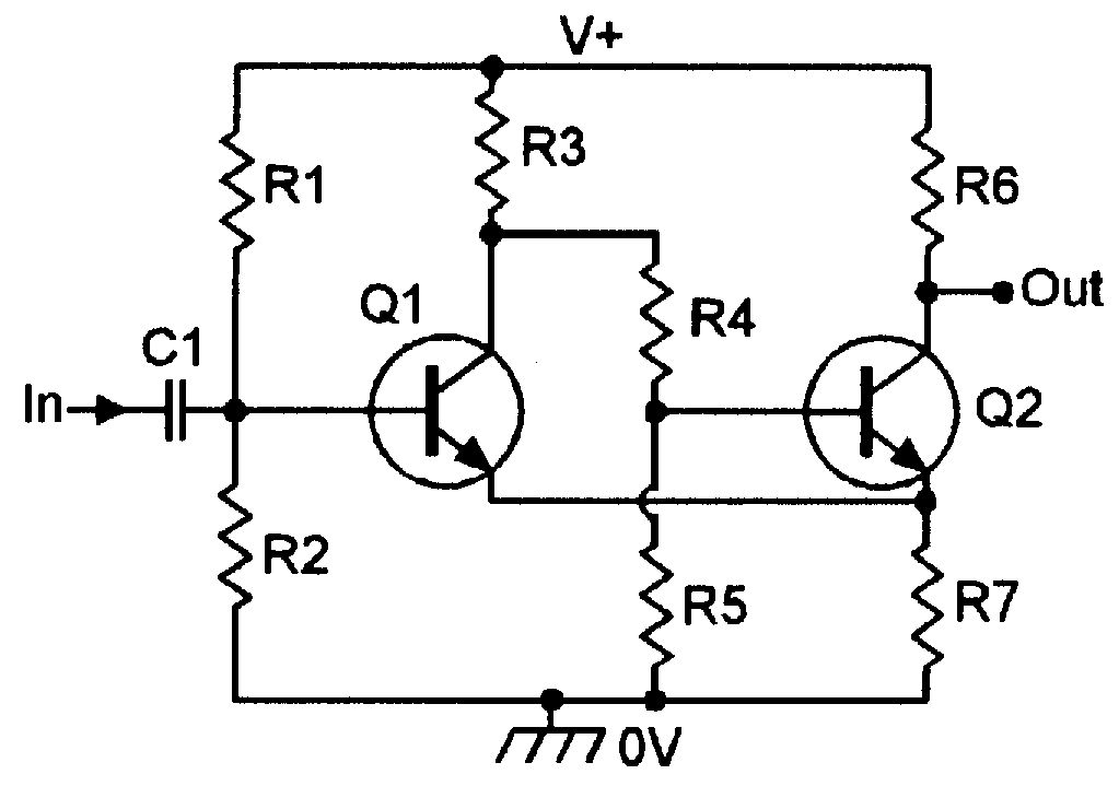 introduction to schmitt trigger circuits part 1 electronic circuit