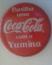 COCA COLA BOTTLE CAP  MOZAMBIQUE  # complet your set YUMINA