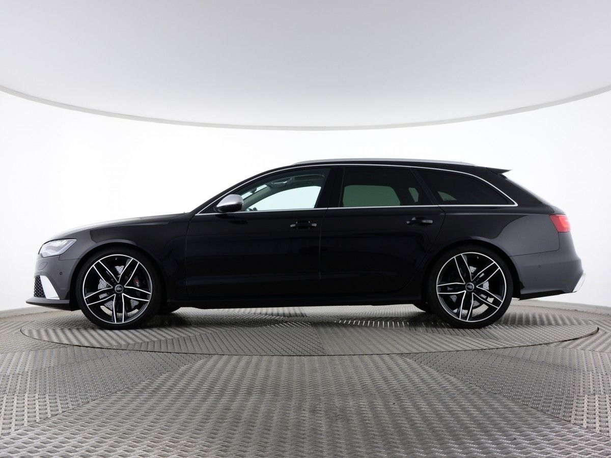 Used Audi A6 Rs6 Avant Tfsi V8 Quattro 5 Door Black For Sale Essex