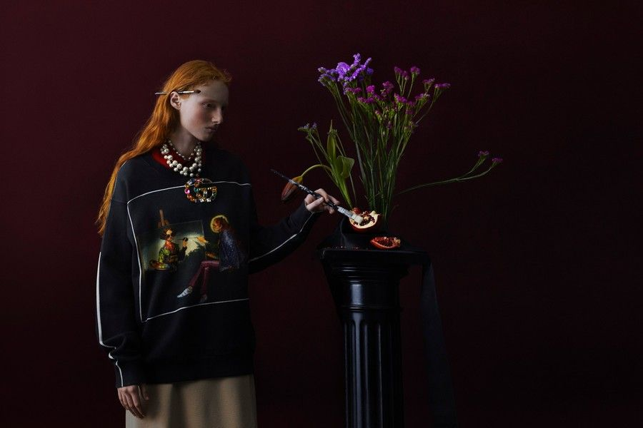 aeb464a2863 Gucci apresenta nova linha de edição limitada com Ignasi Monreal ...