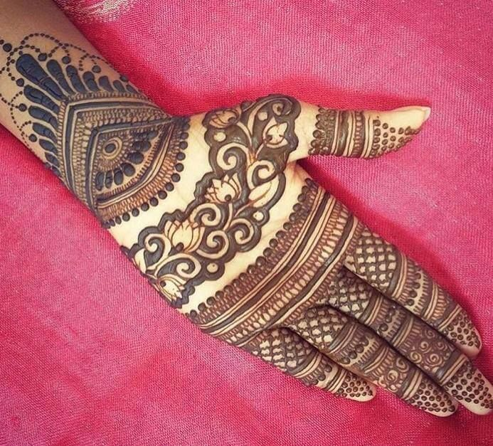 stylish mehendi designs for hands to inspire you also mehandi rh pinterest