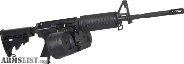 Armslist For Sale Ar 15 Package Deal 100 Round Double Drum