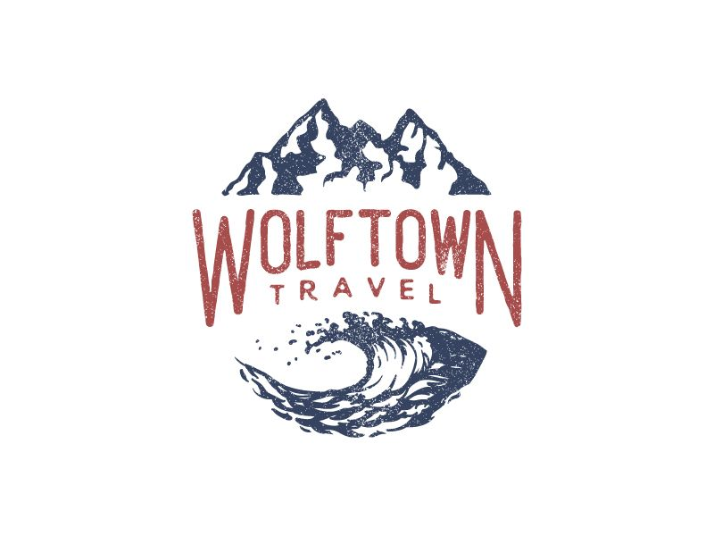 Wolftown Travel logo