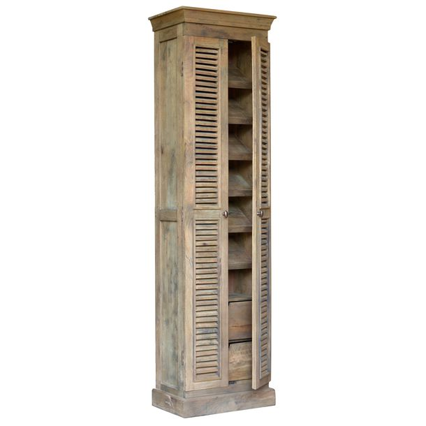 reclaimed shutter shoe rack you can buy this however on shoe rack wooden with door id=39159