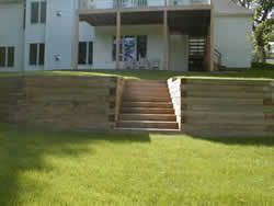 1000 images about backyard on pinterest retaining walls wood retaining wall and google images