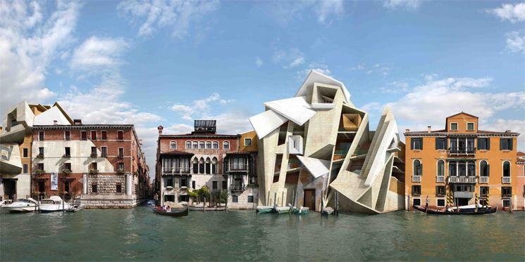 Fictitious Architectures by Dionisio González.... Designcloud