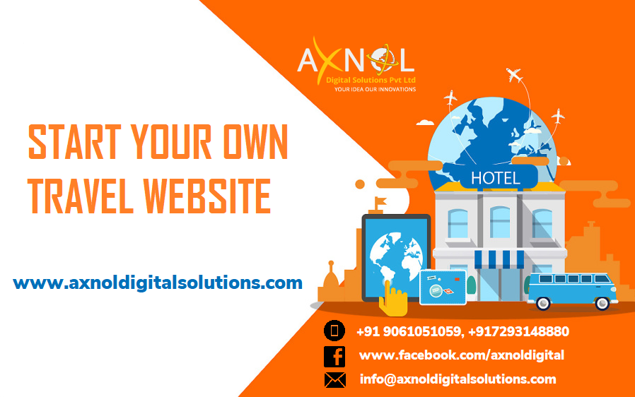 Axnol Digital Solutions Pvt Ltd is the Software Company in