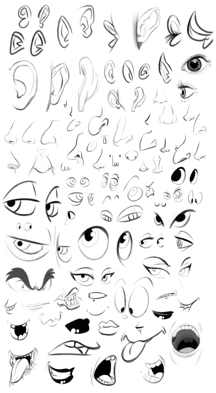 Caricature Templates Google Search Drawing Cartoon Faces Cartoon Drawing Tutorial Cartoon Drawings