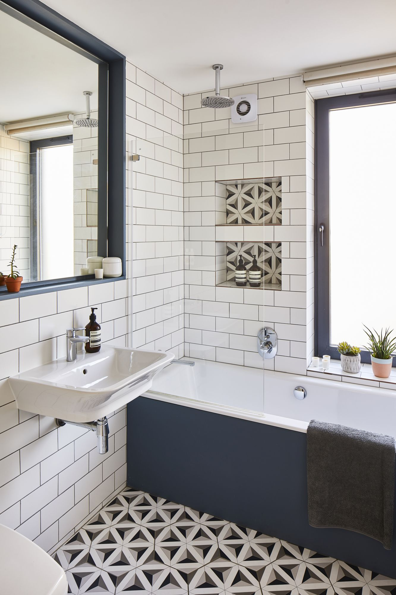 Cheap Bathroom Ideas 23 Budget Friendly Ways To Create A Stylish Space Bathroom Wall Panels Stylish Bathroom Cheap Bathrooms