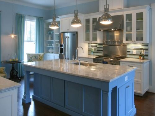 18 Refreshing Kitchen Color Ideas For A Not So Boring Space With