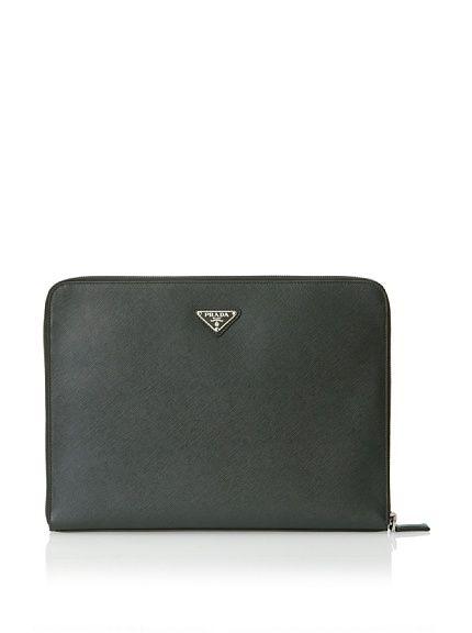 2feab35ae71fb Prada Men s Leather Portfolio