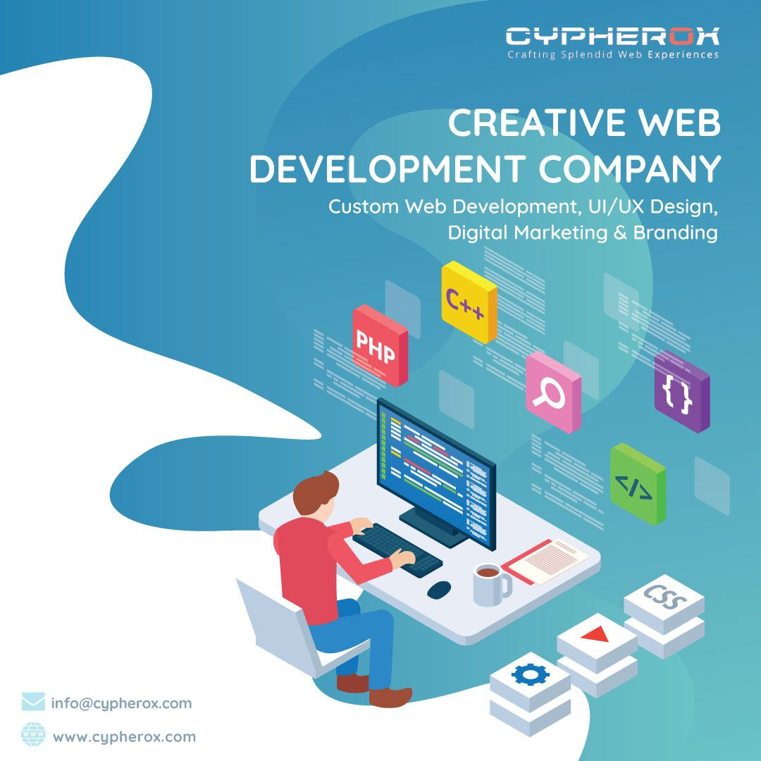 Creative Website Development Company In Ahmedabad In 2020 Website Development Company Web Development Design Fun Website Design